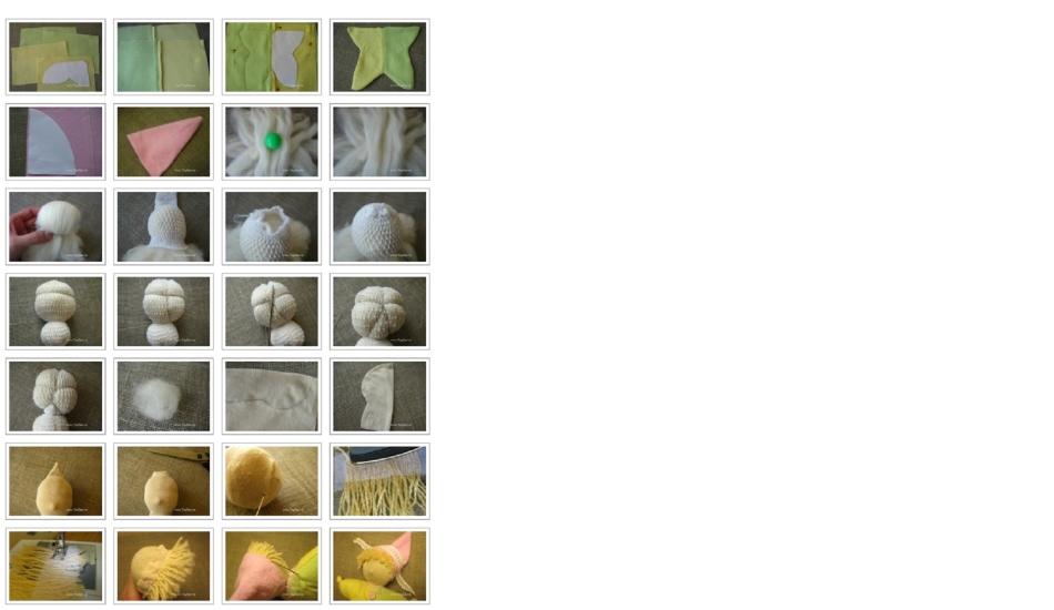 Поделки из соленого теста Любовь Марцева -Боканча