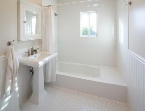 Пластиковые панели для ванной!