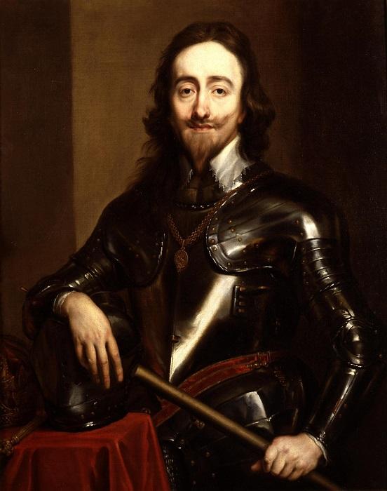 Карл I верил, что потерял удачу вместе со своей кошкой.