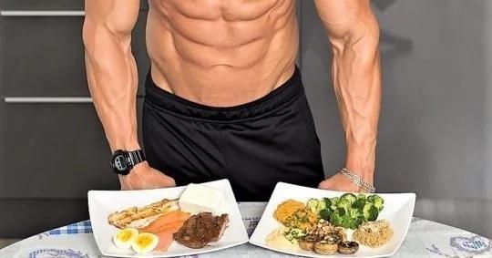 эффективное питание для борьбы с лишним весом