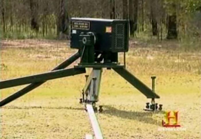 «Металлический шторм»: оружие, совершающее до 1 млн. выстрелов в минуту