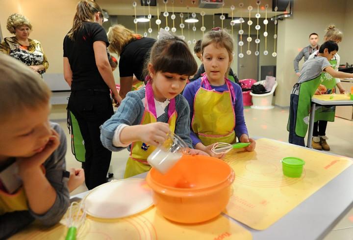 142 Учим детей готовить
