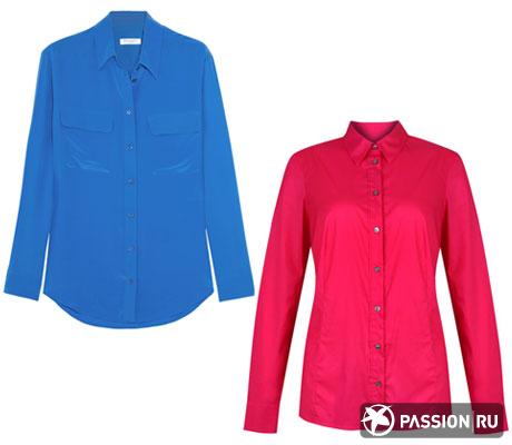 d10e9d53533 Модные женские рубашки 2013
