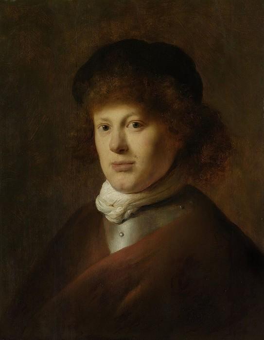 11 Портрет Рембрандта, 1629 (543x700, 66Kb)