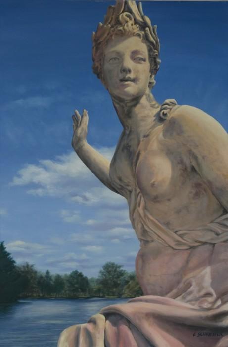 Мать Земля. Автор: Eddie Schrieffer.