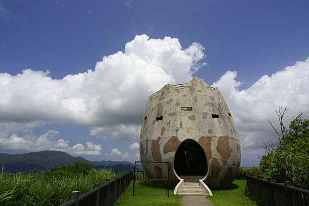 Чудо яйцо (остров Исигаки, Япония)