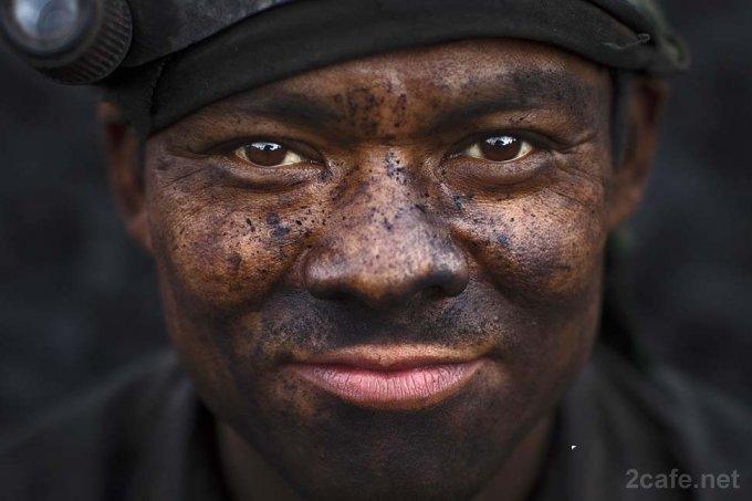Детский труд в индийских угольных шахтах
