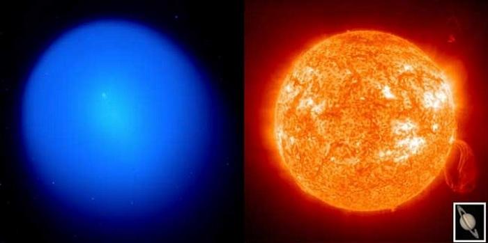 Крупнейший объект в Солнечной системе.