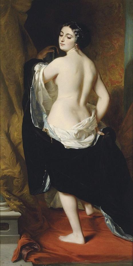 художник Charles Edouard Boutibonne (Шарль Эдуар Бутибон) картины – 09