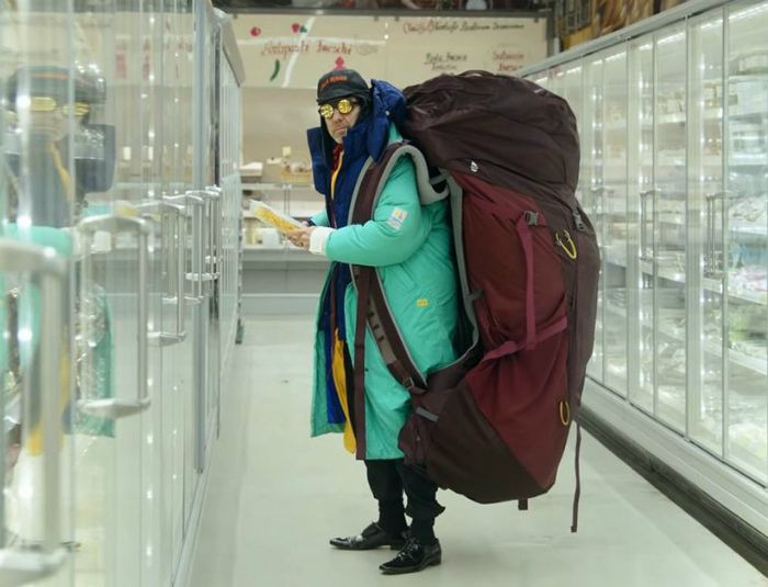 «Вам пакет нужен?»   Фото: theCHIVE.