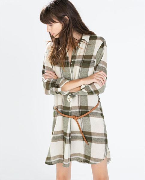 Платье Zara, 2299 руб.