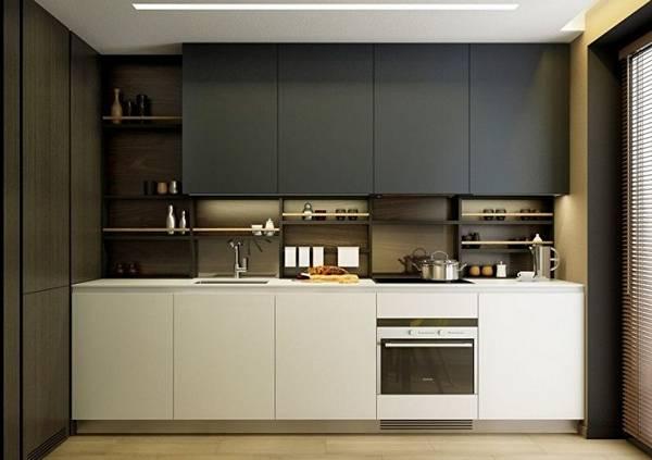 дизайн кухни маленькой площади, фото 24