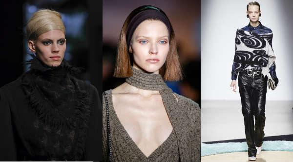 Модные шарфы осень-зима 2014-2015