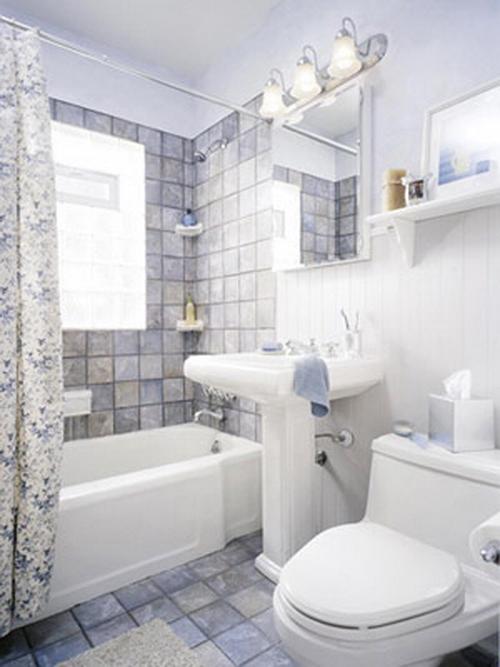 Ванная комната в хрущевке - фото