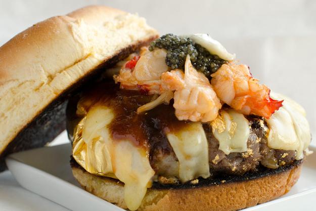 10 самых дорогих гамбургеров в мире