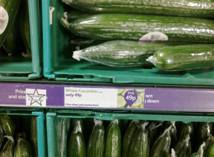 Сколько стоят продукты в Великобритании великобритания, товар, цена, продукты