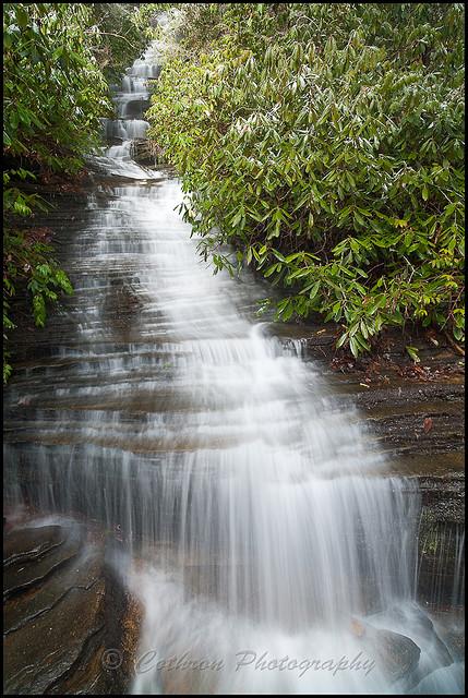 Анхель - самый высокий водопад в мире. Венесуэла. Фото