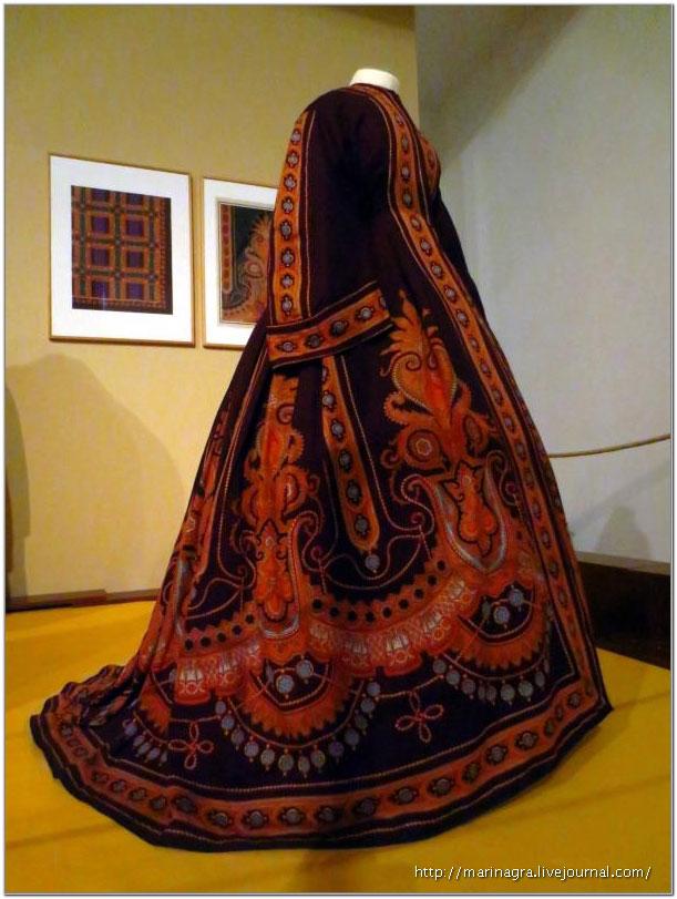 Музей набивных тканей в Мюлузе и «текстильное безумие» Второй империи