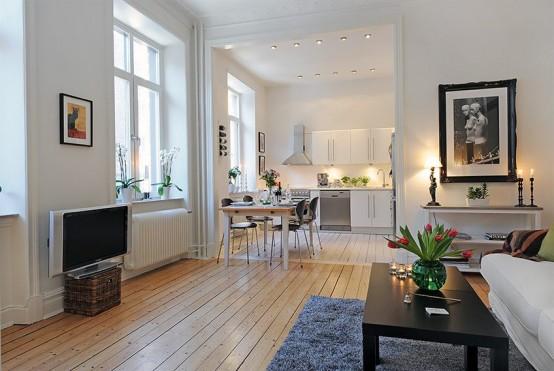 Шведские апартаменты