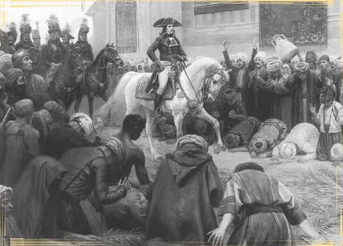 После наполеоновского похода Египет начал преображаться
