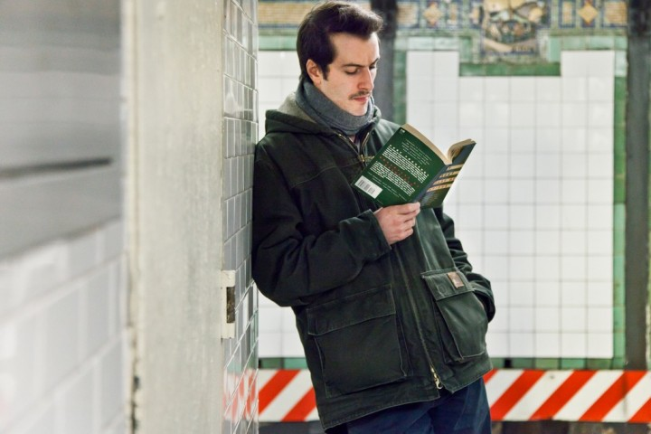 UndrgrndNYPubLib41 Подземное чтение