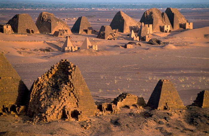 Мероэ, современный вид. /Фото: historytoday.com