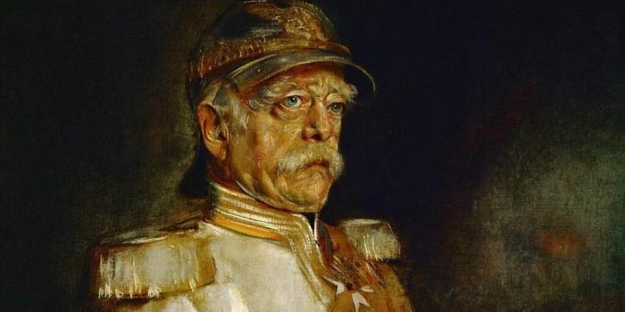 6 Отто фон Бисмарк