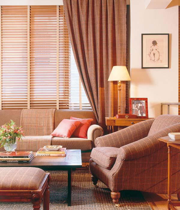 Интерьер классической гостиной