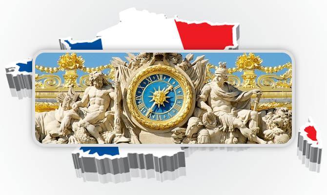 Франция часовые полюса, Интересные факты о Странах Мира