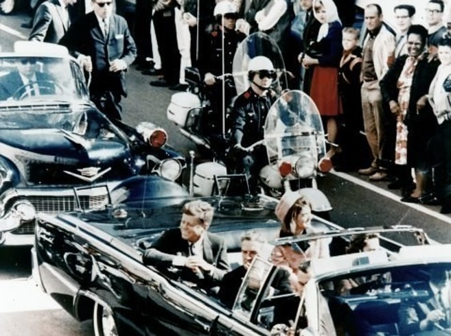 Убийство Кеннеди - дело рук американского правительства Конспирология, жуткие тайны, загадки, теории заговора