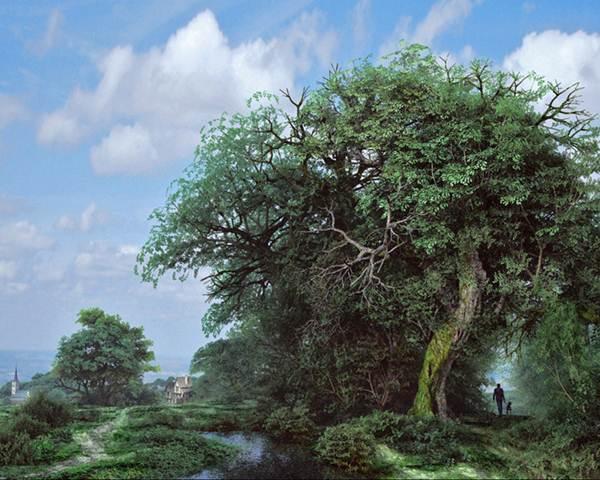 Цифровой художник Dominic Davison 32 (600x480, 55Kb)