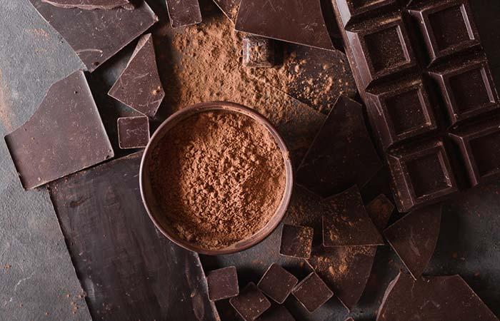 много цинка в какао