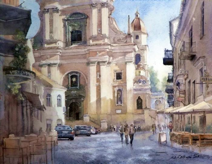 художник Michal Orlowski - 06