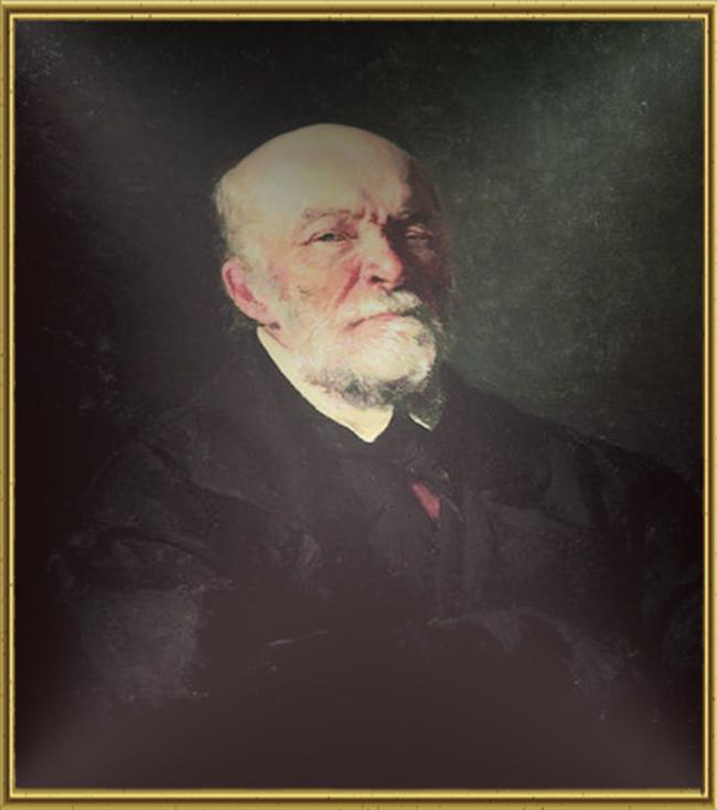 Портрет Н.И. Пирогова