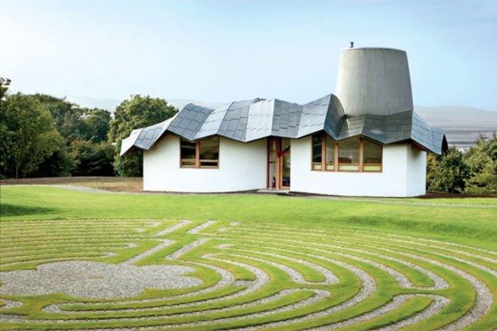 Здания мира с удивительной архитектурой