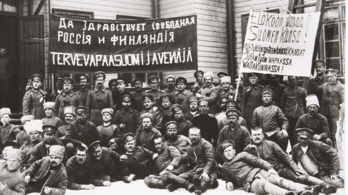 Революция 1917-го подарила финнам суверенитет. /Фото: avatars.mds.yandex.net