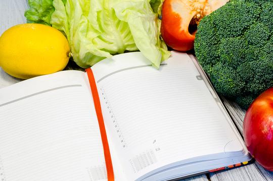 Ведите пищевой дневник