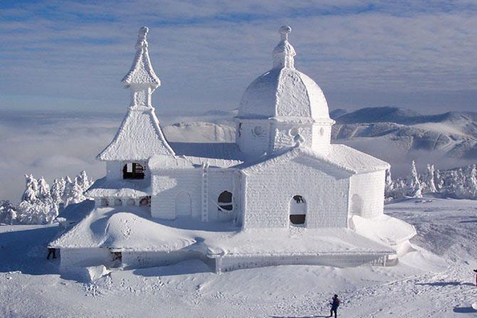 Самые холодные и самые жаркие населенные пункты Земли