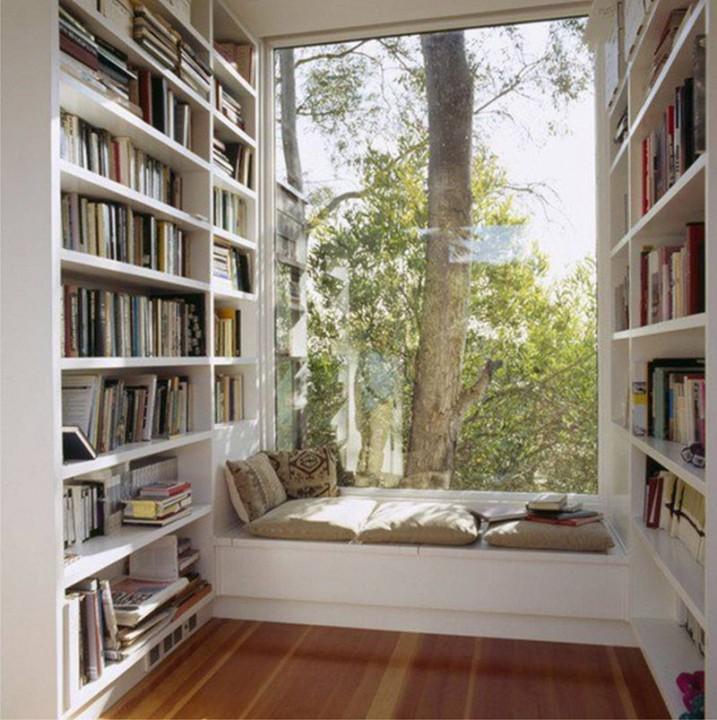BookwormsDream21 Что должно быть в доме мечты любого книголюба