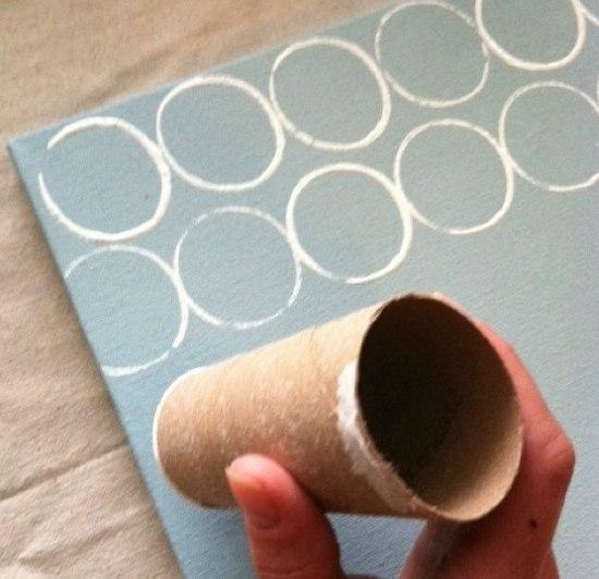 9 способов куда можно применить рулоны от туалетной бумаги