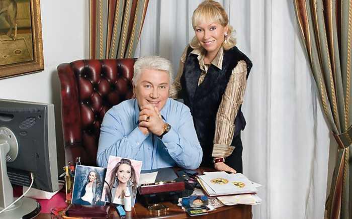 Владимир Винокур и Тамара Первакова. / Фото: www.7days.ru