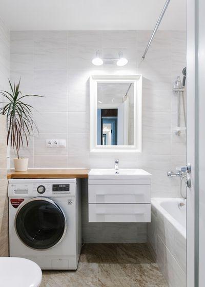 Современный Ванная комната by Yuri Grishko