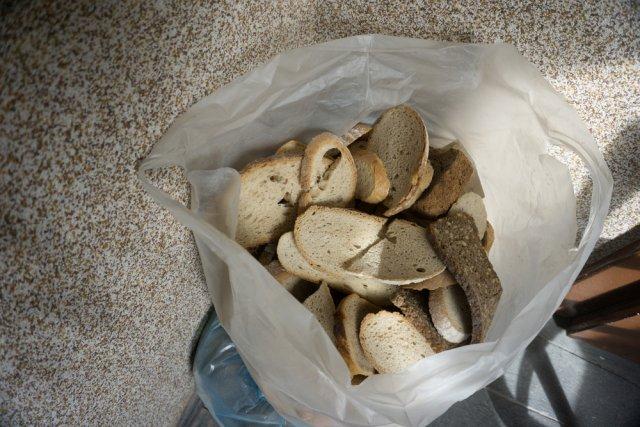 старый хлеб