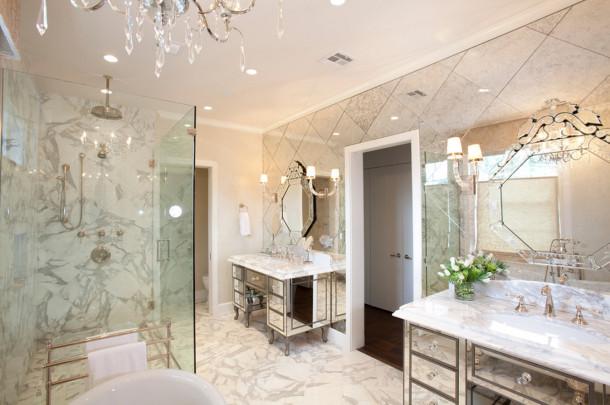 зеркало ванная 2