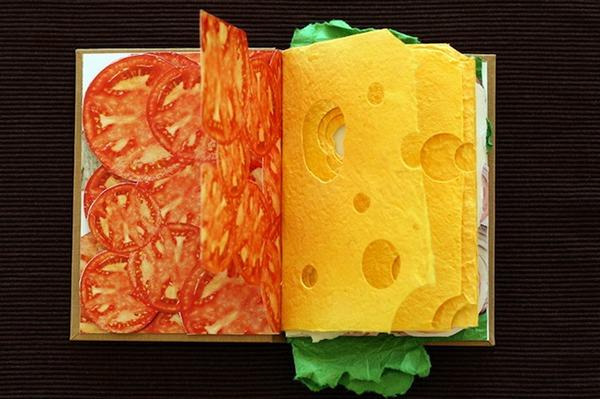 Аппетитная книга для гурманов (7 фото)