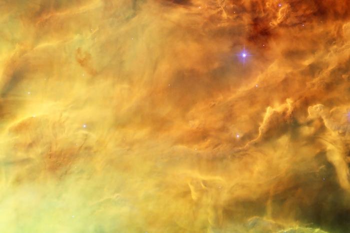 Интересный факт о космической пыли.