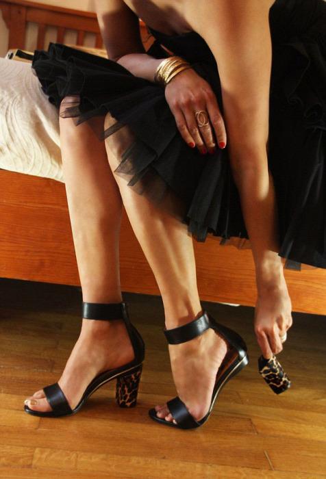 Парижский дизайнер Таня Хит (Tanya Heath) совершила настоящую революцию в мире модной обуви.