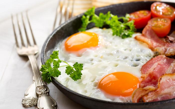 Есть яйца опасно для здорового сердца? /Фото: fa.shafaqna.com