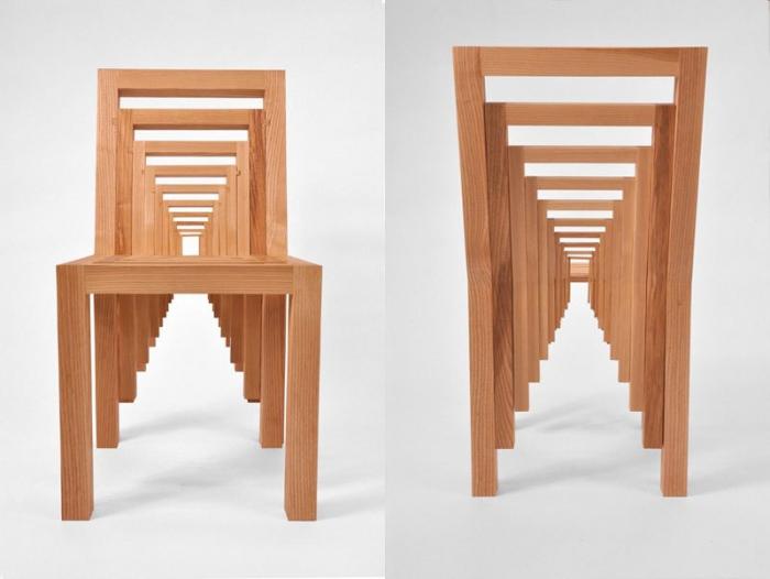 Креативный стул