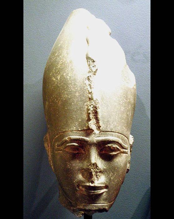 Фараон Псаметико III.